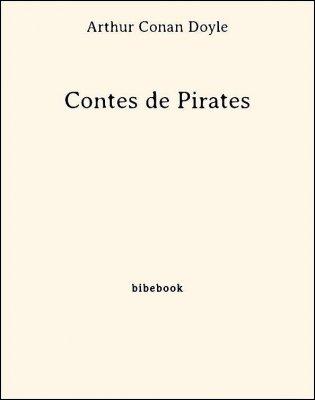 Contes de Pirates - Doyle, Arthur Conan - Bibebook cover
