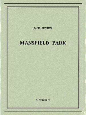 Mansfield Park - Austen, Jane - Bibebook cover