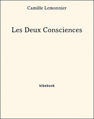 Les Deux Consciences - Lemonnier, Camille - Bibebook cover