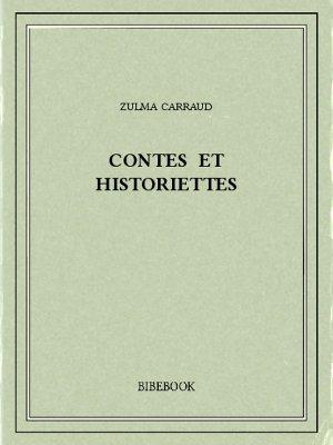 Contes et historiettes - Carraud, Zulma - Bibebook cover