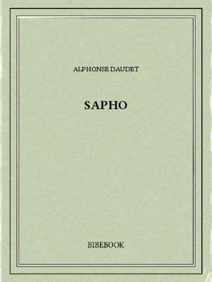 Sapho - Daudet, Alphonse - Bibebook cover