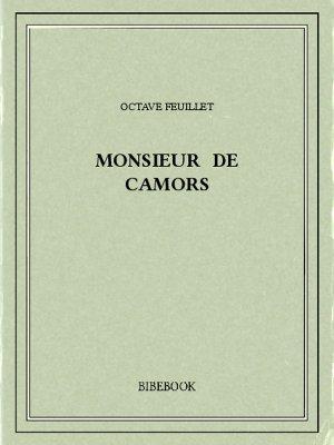 Monsieur de Camors - Feuillet, Octave - Bibebook cover