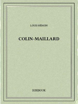 Colin-Maillard - Hémon, Louis - Bibebook cover