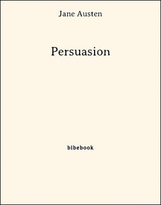 Persuasion - Austen, Jane - Bibebook cover