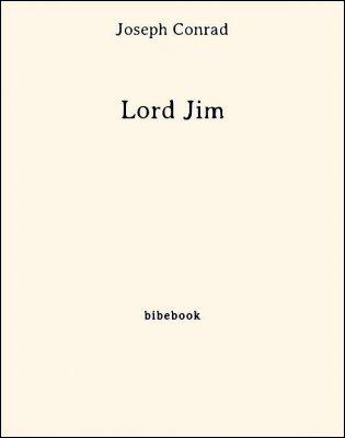 Lord Jim - Conrad, Joseph - Bibebook cover