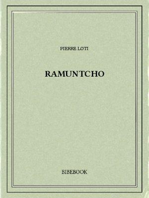 Ramuntcho - Loti, Pierre - Bibebook cover
