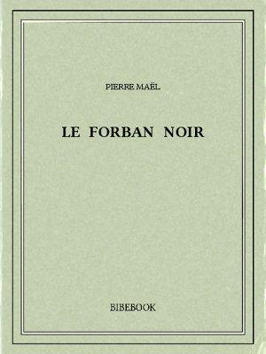 Le forban noir - Maël, Pierre - Bibebook cover