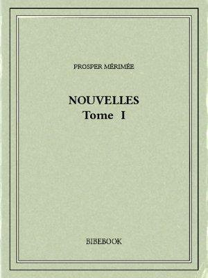 Nouvelles I - Mérimée, Prosper - Bibebook cover