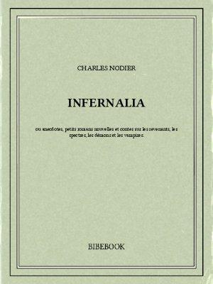 Infernalia - Nodier, Charles - Bibebook cover