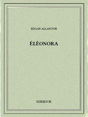 Éléonora - Poe, Edgar Allan - Bibebook cover