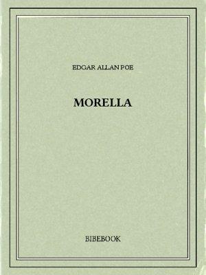 Morella - Poe, Edgar Allan - Bibebook cover
