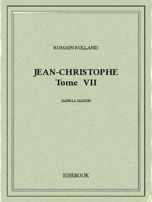 Jean-Christophe VII - Rolland, Romain - Bibebook cover