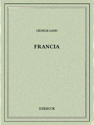 Francia - Sand, George - Bibebook cover