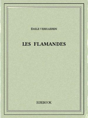 Les Flamandes - Verhaeren, Émile - Bibebook cover