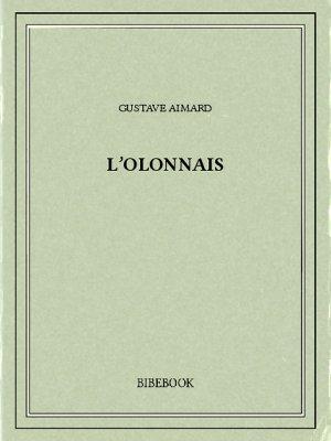 L'Olonnais - Aimard, Gustave - Bibebook cover