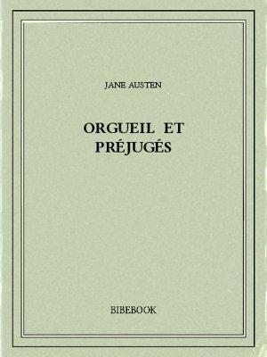 Orgueil et préjugés- Jane Austen sur Bookys