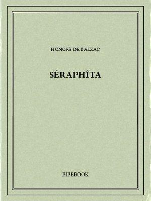 Séraphîta - Balzac, Honoré de - Bibebook cover
