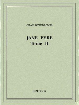 Jane Eyre II - Brontë, Charlotte - Bibebook cover