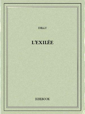 L'exilée - Delly - Bibebook cover