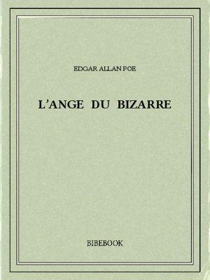 L'ange du bizarre - Poe, Edgar Allan - Bibebook cover
