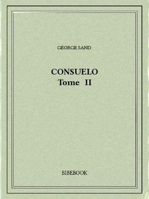 Consuelo II - Sand, George - Bibebook cover