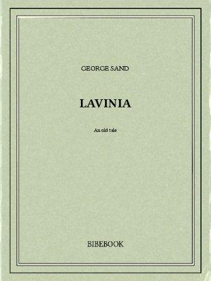 Lavinia - Sand, George - Bibebook cover