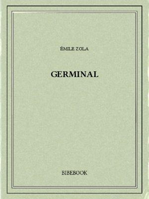 Germinal - Zola, Emile - Bibebook cover