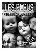 Les bleus - Quarré, Charline - Bibebook cover